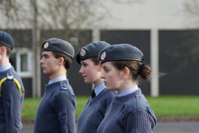 CCF at RAF Cosford