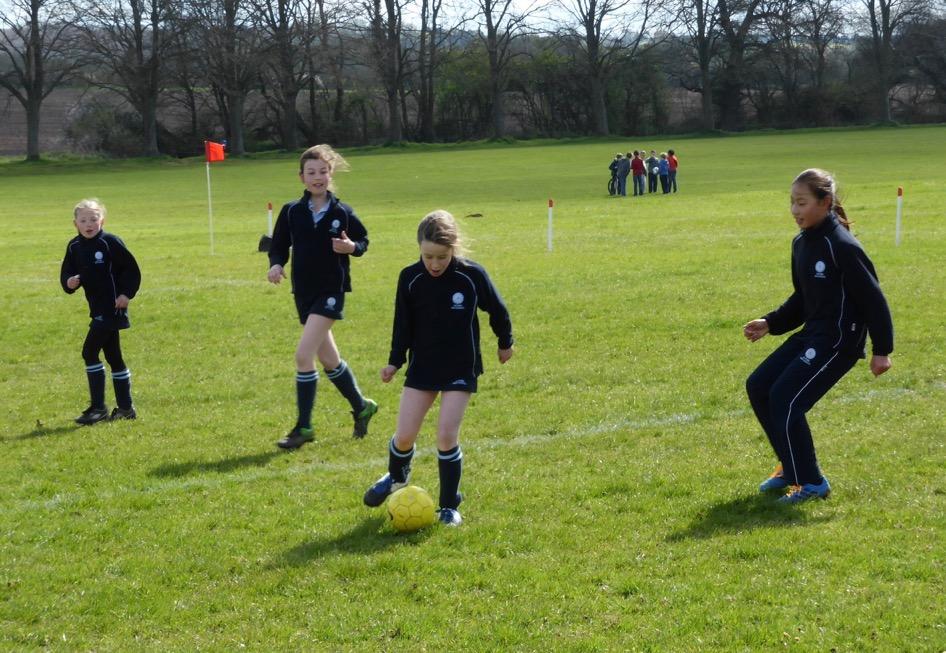 Junior school game play