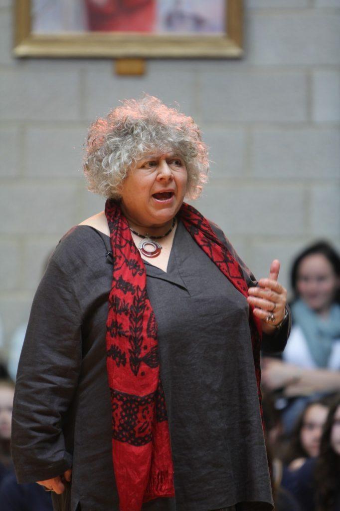 Miriam Margolyes Opening Day (107)