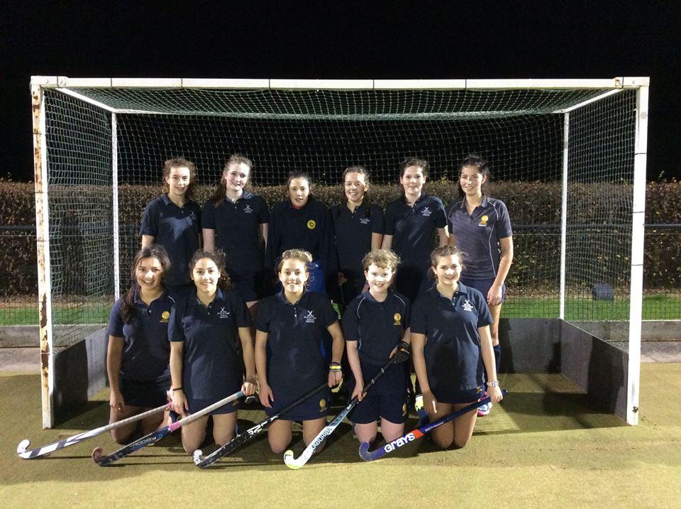 U16 Hockey Oxford High