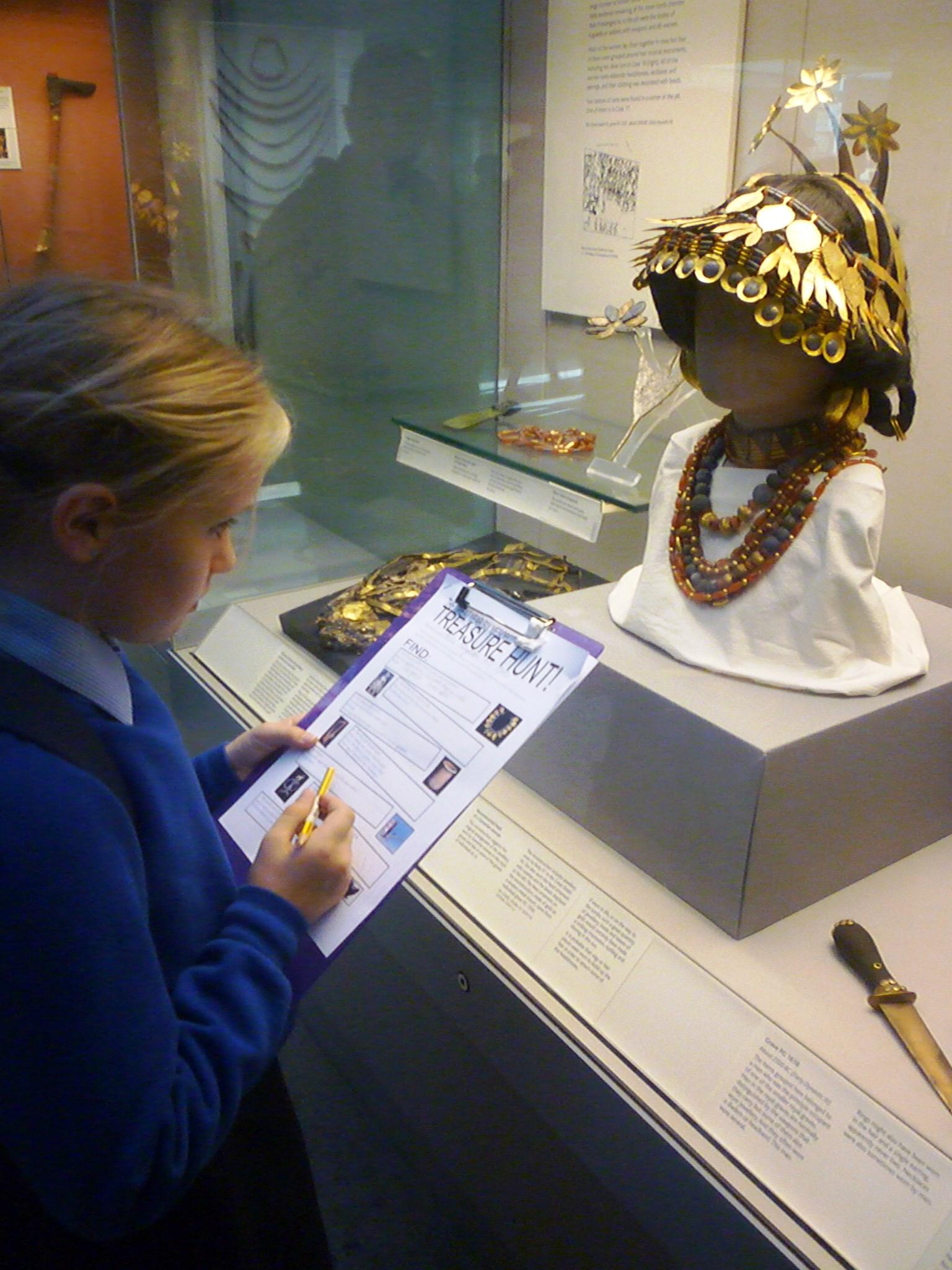 Web Yr6 British Museum1
