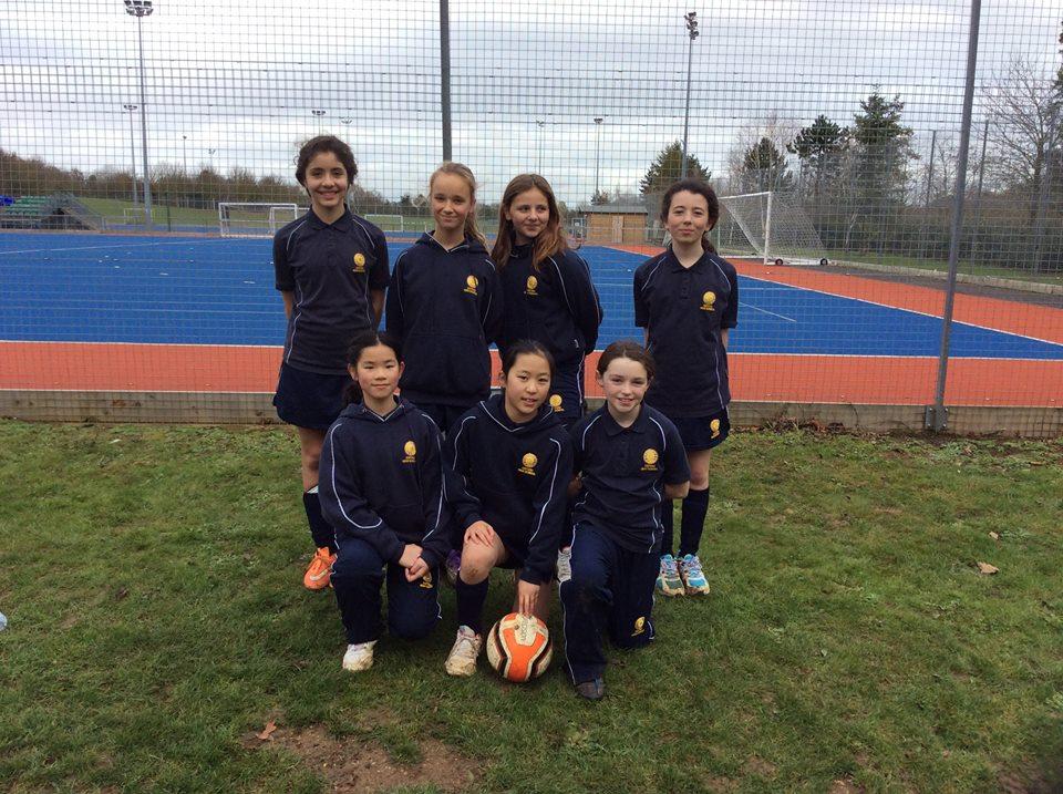 Y7 OHS football team
