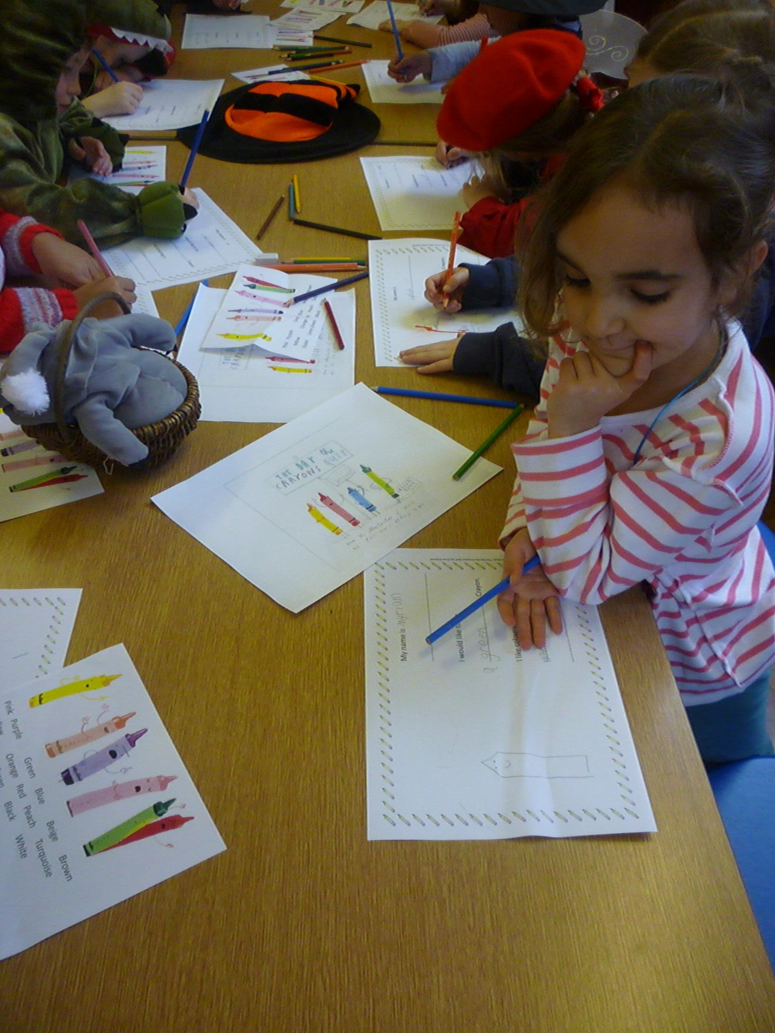 Yr1 and 2 Crayon Activity (1)2